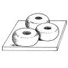 Como fazer Rosquinhas de Mandioca