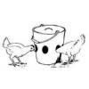 A Simple Chicken-feeder