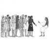 Los doce discípulos de Jesús, libro 1