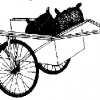 How to make a cart for a bicycle