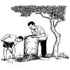 Fazendo Adubo em um Tambor de Aço