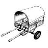How to Make a Donkey Cart or Ambulance